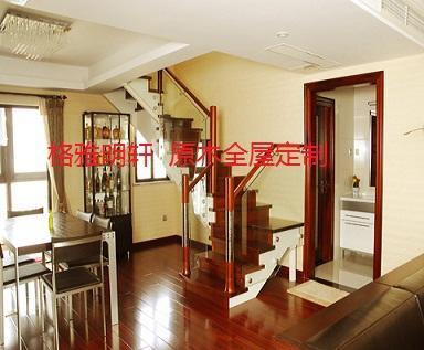 西安胡桃木家具工厂,西安红橡原木门,西安和室装修,西安和室风格茶室