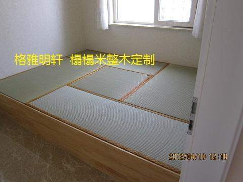 小卧室榻榻米设计安装实景案例