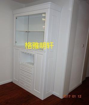 西安樟子松地台,西安松木榻榻米地台,西安实木窗台柜,西安实木博古架